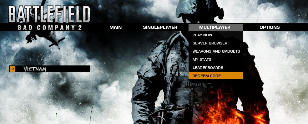 Battlefield 2 : Bad Company 2 Vietnam Activation | Zdkey